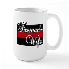 Fireman Wife Mug