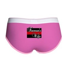 Fireman Wife Women's Boy Brief