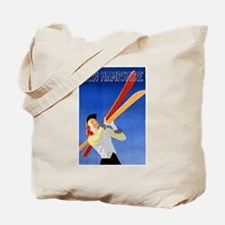 New Hampshire Travel Poster 1 Tote Bag
