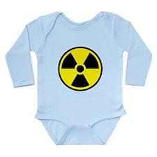 Radioactive Long Sleeve Infant Bodysuit