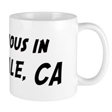 Famous in Sunnyvale Coffee Mug