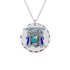Remission Thyroid Cancer Necklace
