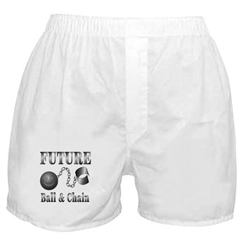 FUTURE Ball and Chain Boxer Shorts