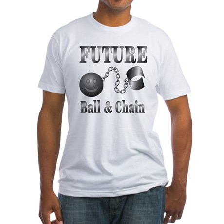 FUTURE Ball and Chain Fitted T-Shirt