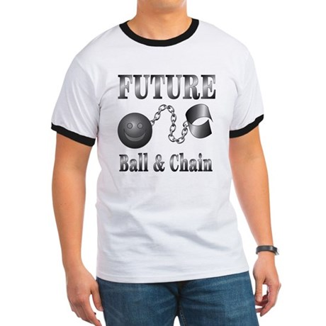 FUTURE Ball and Chain Ringer T