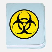Biohazard baby blanket