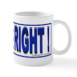 Write Right Mug