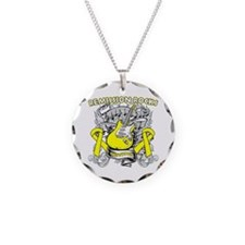 Remission Rocks Sarcoma Necklace