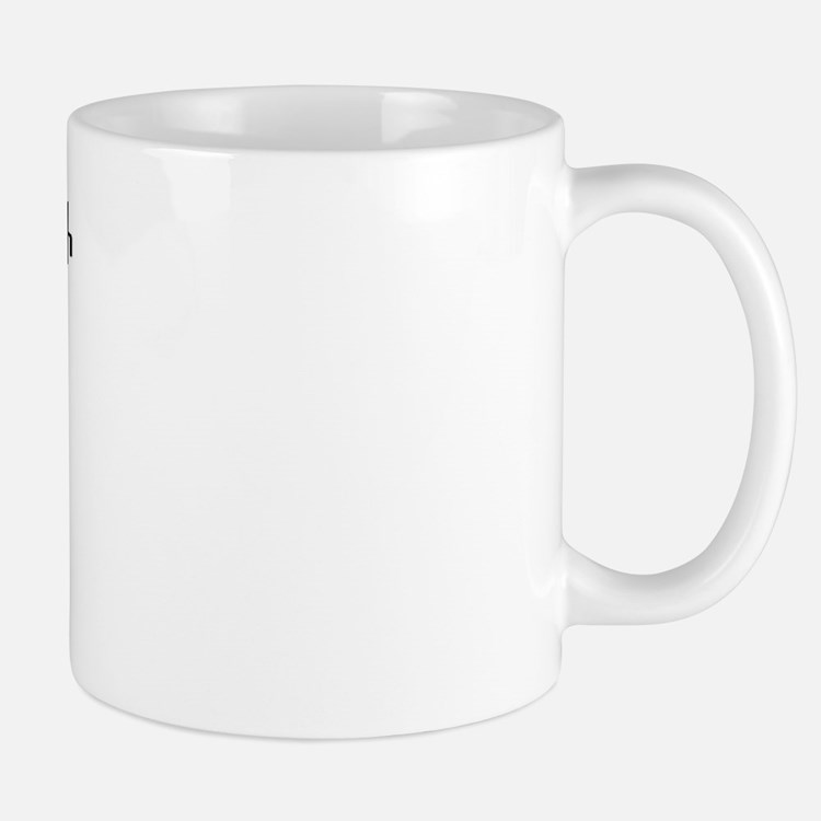 Glagolica iz not ded Mug