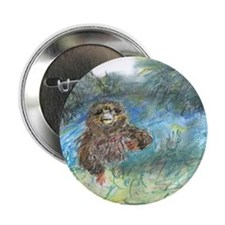 Pygmy Sloth Button
