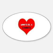 Loving v. Virginia: Case Citation Decal