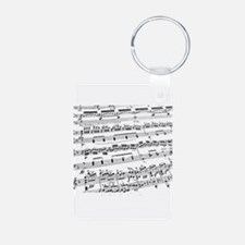 Musical Notes/Glee Club Keychains