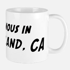 Famous in Summerland Mug