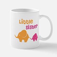 Little sister elephant Mug