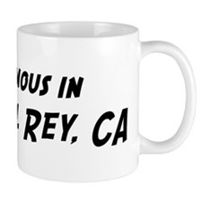 Famous in Playa Del Rey Mug