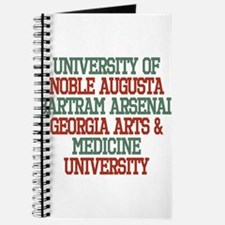 University of Noble Augusta Bartram Arsenal Georgi