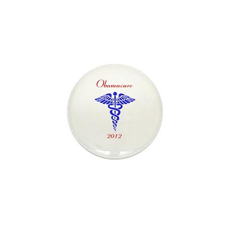 Obamacare 2012 Mini Button (10 pack)