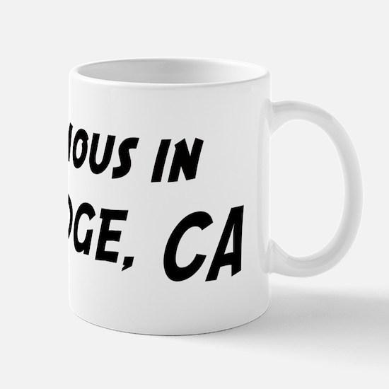 Famous in Rockridge Mug