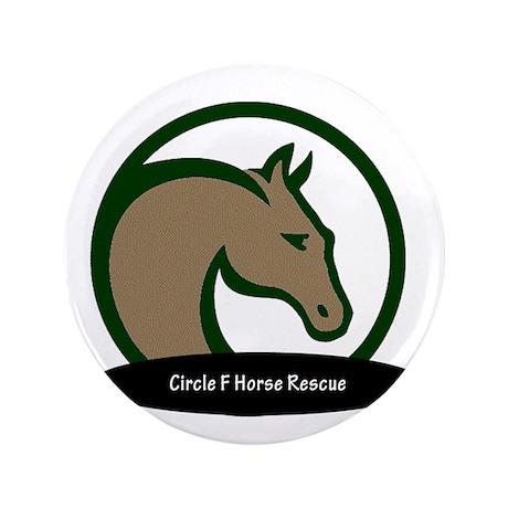 "Circle F logo 3.5"" Button"