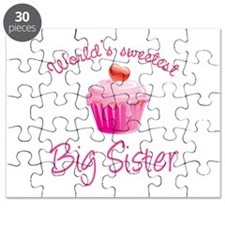 World's sweetest big sister Puzzle