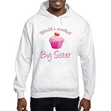 World's sweetest big sister Hoodie