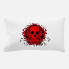 Ace Skull Pillow Case