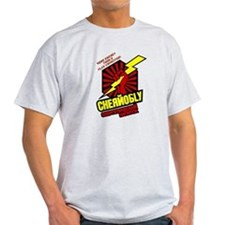 Chernobly Hot Tub Time Machine T-Shirt