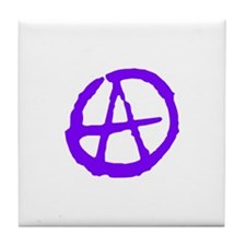 Anarchy Tile Coaster