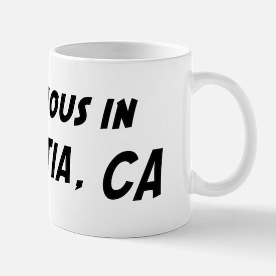 Famous in Placentia Mug