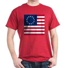 Betsy Ross United States Flag T-Shirt