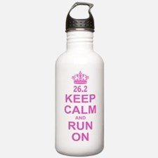 run pink 13.1.png Water Bottle