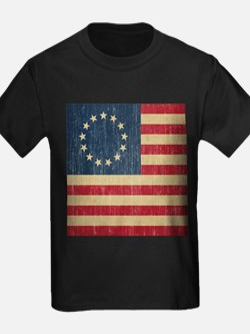 Vintage Betsy Ross Flag T