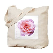 Mary Magdalene Rose Tote Bag