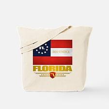 Florida Deo Vindice Tote Bag