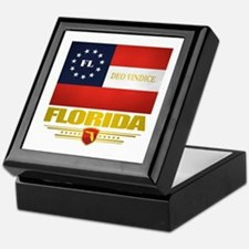 Florida Deo Vindice Keepsake Box