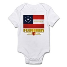 Florida Deo Vindice Infant Bodysuit