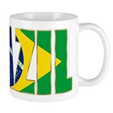 Brazilian mugs Coffee Mugs