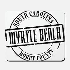 Myrtle Beach Title Mousepad