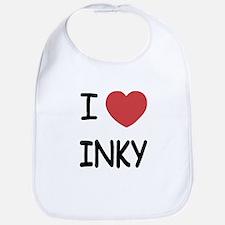I heart INKY Bib
