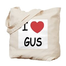 I heart GUS Tote Bag