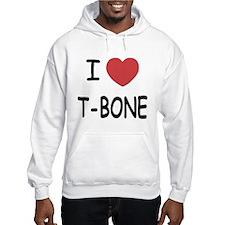 I heart T-BONE Hoodie