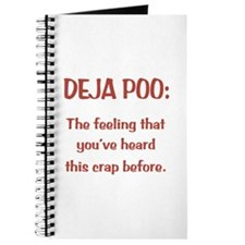 Deja Poo Journal