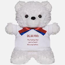 Deja Poo Teddy Bear