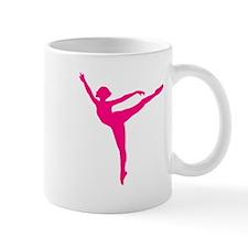 Ballet Arabesque Mug