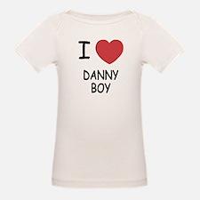 I heart DANNY BOY Tee