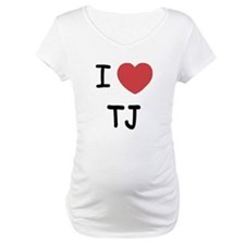 I heart TJ Shirt
