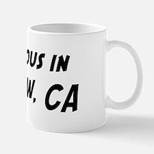 Famous in Oak View Mug