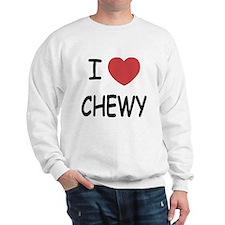 I heart CHEWY Sweatshirt