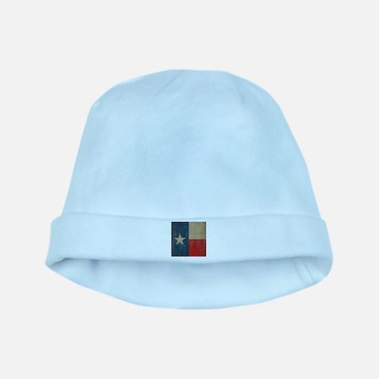 Vintage Texas Flag baby hat