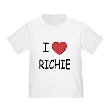 I heart RICHIE T